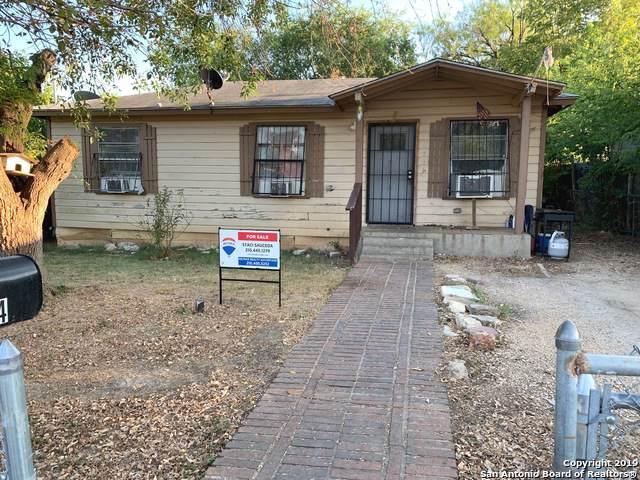 554 W Villaret Blvd, San Antonio, TX 78221 (MLS #1416552) :: Alexis Weigand Real Estate Group
