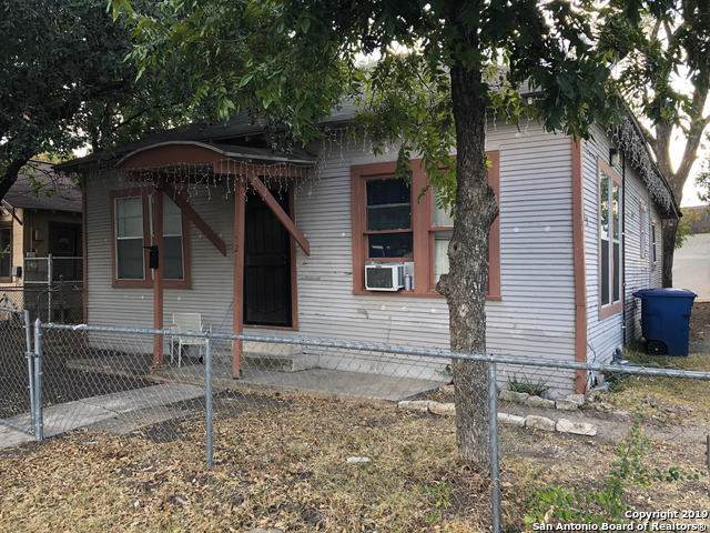1021 Capitol Ave, San Antonio, TX 78201 (MLS #1416650) :: Glover Homes & Land Group