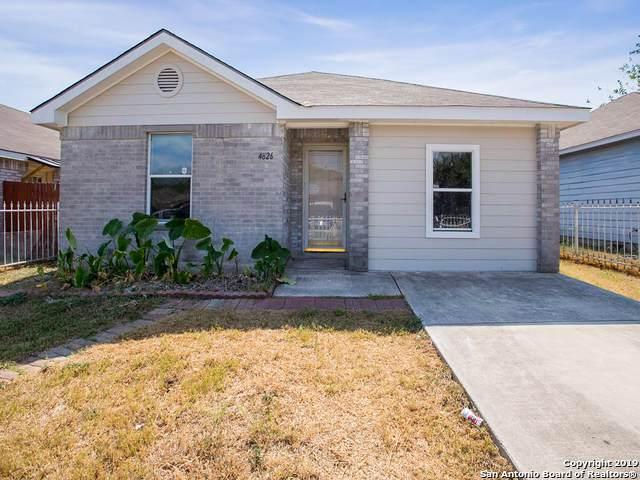 4826 Fortuna Pl, San Antonio, TX 78237 (MLS #1416752) :: Niemeyer & Associates, REALTORS®