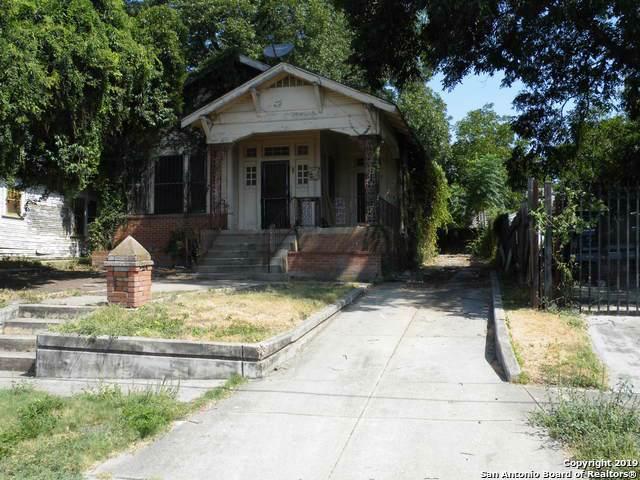 1221 E Crockett St, San Antonio, TX 78202 (MLS #1416792) :: Neal & Neal Team