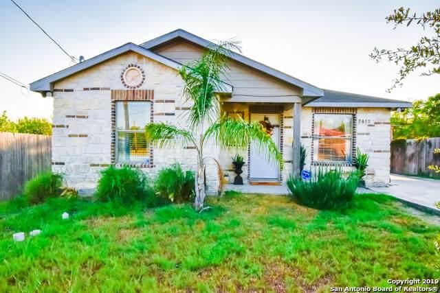 7813 Shetland Dr, San Antonio, TX 78223 (MLS #1416808) :: Exquisite Properties, LLC