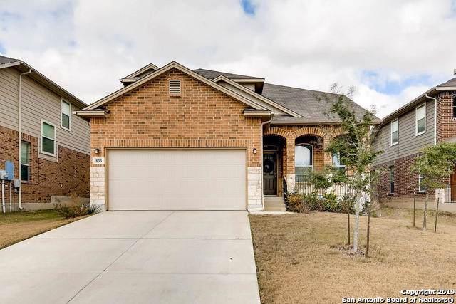 833 Marbella, Cibolo, TX 78108 (MLS #1416973) :: Glover Homes & Land Group