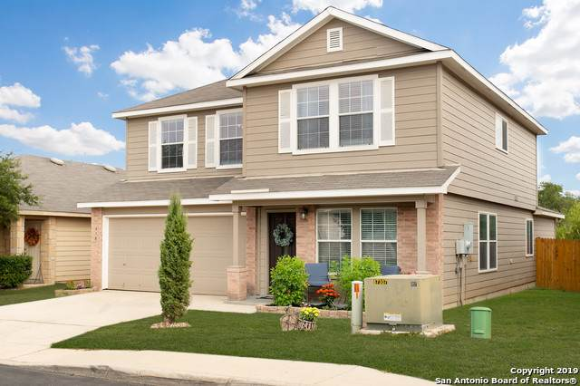 318 Fontana Albero, San Antonio, TX 78253 (MLS #1417045) :: BHGRE HomeCity