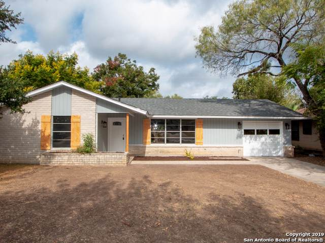 3909 War Bow Dr, San Antonio, TX 78238 (MLS #1417133) :: BHGRE HomeCity