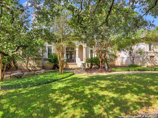 218 Blackjack Oak, Shavano Park, TX 78230 (MLS #1417224) :: Exquisite Properties, LLC