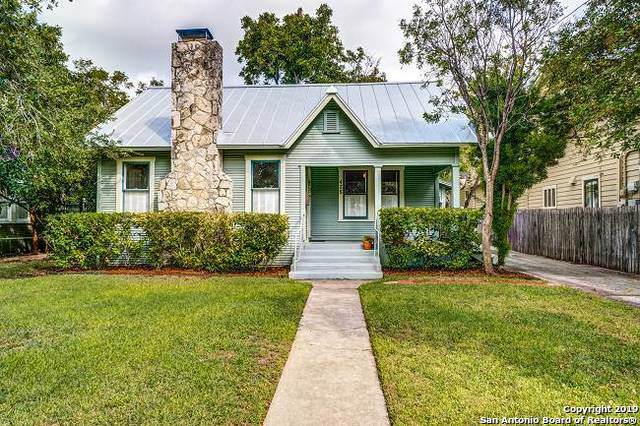 435 Abiso Ave, Alamo Heights, TX 78209 (MLS #1417229) :: Santos and Sandberg