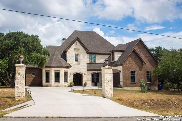 1508 Rebecca Ranch Rd, Canyon Lake, TX 78133 (MLS #1417283) :: Legend Realty Group