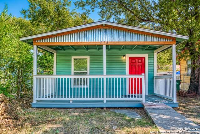 918 S Hamilton St, San Antonio, TX 78207 (MLS #1417296) :: BHGRE HomeCity