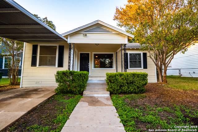 2349 Texas Ave, San Antonio, TX 78228 (MLS #1417377) :: Exquisite Properties, LLC