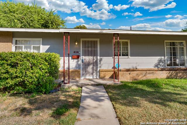 414 E Glenview Dr, San Antonio, TX 78201 (MLS #1417425) :: Berkshire Hathaway HomeServices Don Johnson, REALTORS®