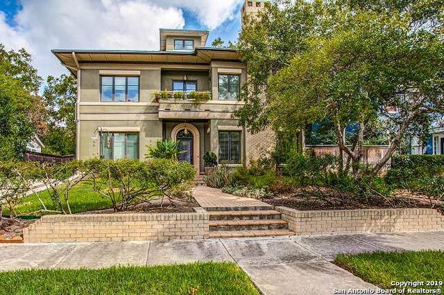 137 Katherine Ct #2, Alamo Heights, TX 78209 (MLS #1417426) :: The Gradiz Group