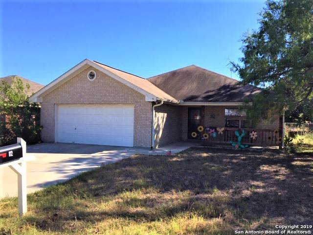 112 Ocotillo, Jourdanton, TX 78026 (MLS #1417454) :: Exquisite Properties, LLC