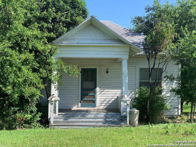 418 Culberson, Sabinal, TX 78881 (MLS #1417476) :: BHGRE HomeCity