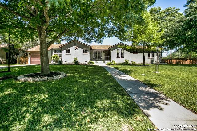 257 Larchmont Dr, San Antonio, TX 78209 (MLS #1417519) :: Alexis Weigand Real Estate Group