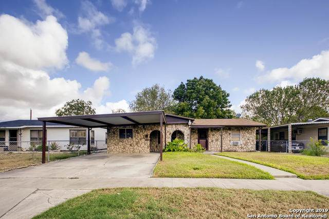 207 E Vestal Pl, San Antonio, TX 78221 (#1417601) :: The Perry Henderson Group at Berkshire Hathaway Texas Realty