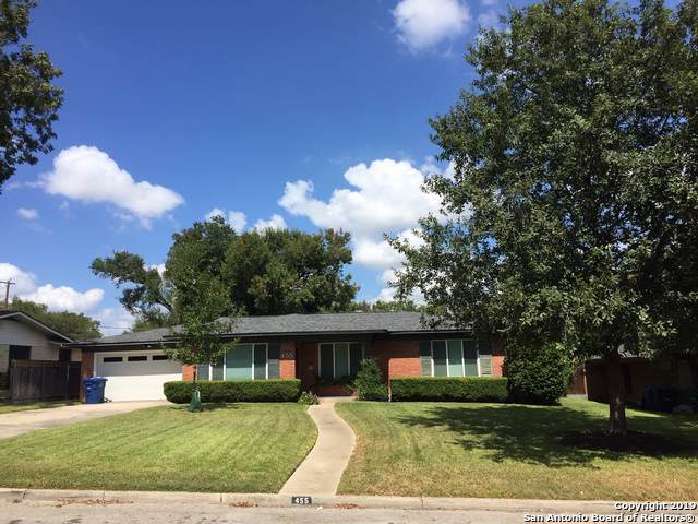 455 Burnside Dr, San Antonio, TX 78209 (MLS #1417686) :: Alexis Weigand Real Estate Group