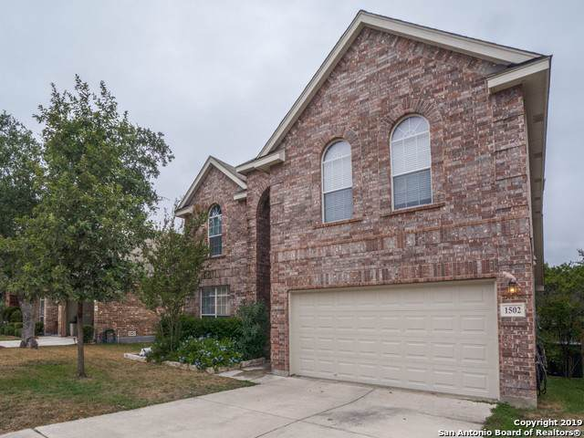 1502 Winston Cove, San Antonio, TX 78260 (MLS #1417751) :: Alexis Weigand Real Estate Group