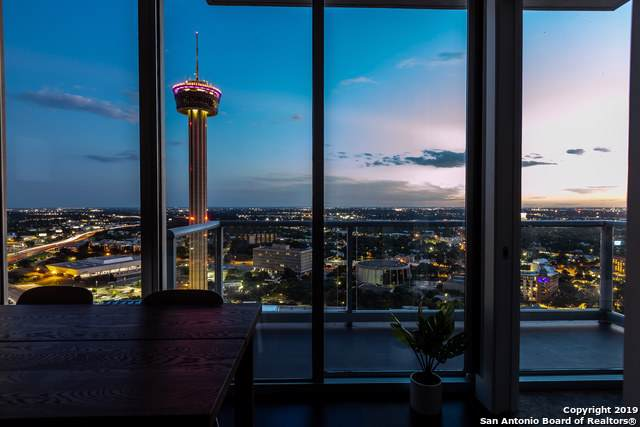 610 E Market St #2713, San Antonio, TX 78205 (#1417829) :: The Perry Henderson Group at Berkshire Hathaway Texas Realty