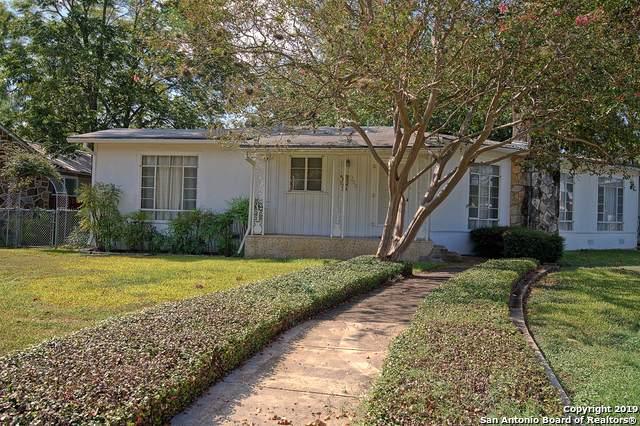 200 E Nottingham Dr, San Antonio, TX 78209 (MLS #1417844) :: Alexis Weigand Real Estate Group