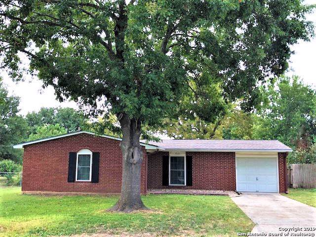 816 Aviation Ave, Schertz, TX 78154 (MLS #1417860) :: The Mullen Group | RE/MAX Access