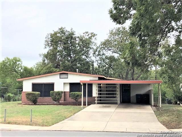 919 Upland Rd, San Antonio, TX 78220 (MLS #1417870) :: Alexis Weigand Real Estate Group