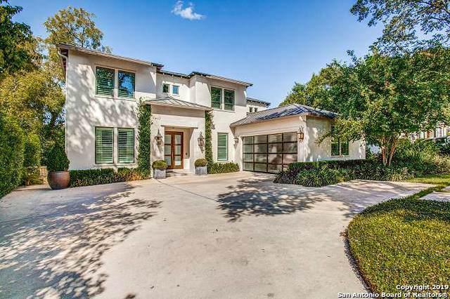 121 Canterbury Hill St, Terrell Hills, TX 78209 (MLS #1417997) :: Exquisite Properties, LLC