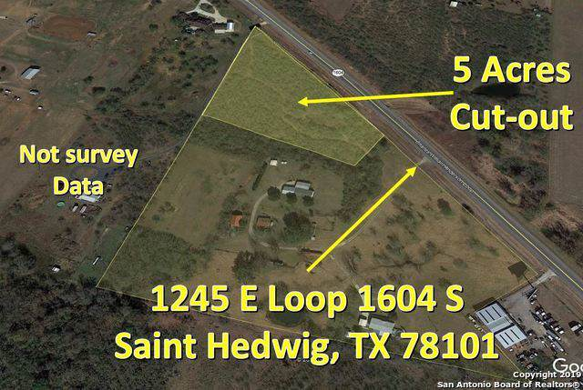 1245 E Loop 1604 S, St Hedwig, TX 78101 (MLS #1418007) :: Alexis Weigand Real Estate Group