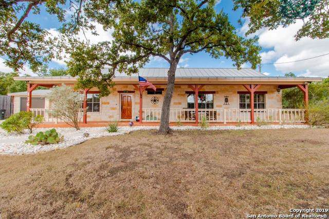 136 Old Camp Rd, Bandera, TX 78003 (MLS #1418055) :: Alexis Weigand Real Estate Group