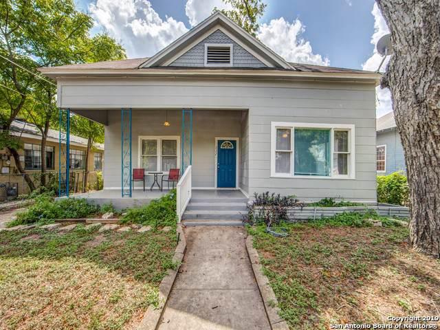 222 Belmont, San Antonio, TX 78202 (MLS #1418066) :: The Castillo Group