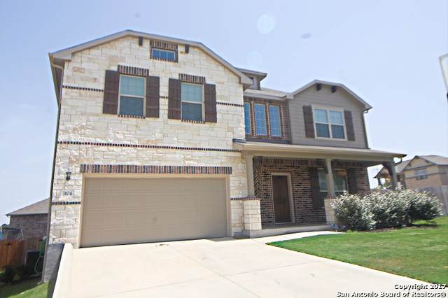 3104 Half Moon Dr, Schertz, TX 78108 (MLS #1418177) :: The Mullen Group | RE/MAX Access
