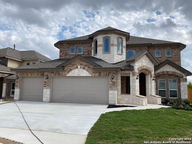 1612 Ironwolf Pass, San Antonio, TX 78245 (MLS #1418230) :: The Mullen Group | RE/MAX Access