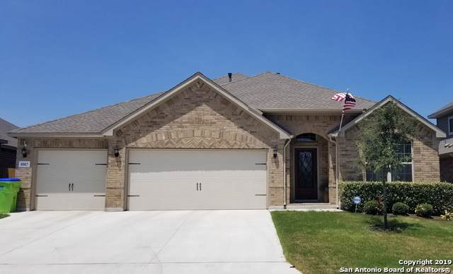 8907 Highland Gate, San Antonio, TX 78254 (MLS #1418342) :: The Gradiz Group