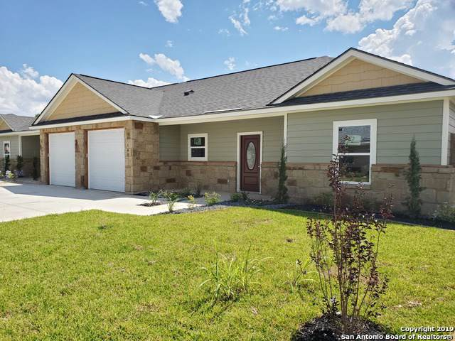 163 Navarro Crossing 10 A, Seguin, TX 78155 (MLS #1418417) :: Alexis Weigand Real Estate Group