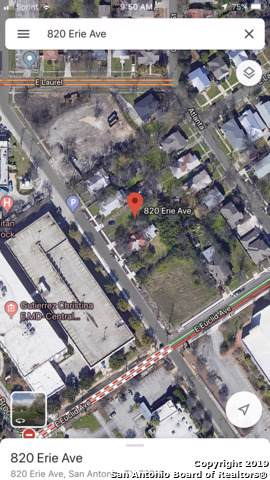 820 E Erie Ave, San Antonio, TX 78212 (MLS #1418426) :: BHGRE HomeCity