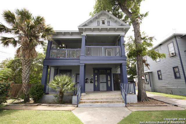 416 E Locust St, San Antonio, TX 78212 (MLS #1418433) :: BHGRE HomeCity