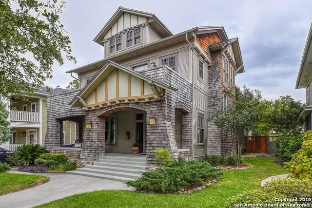 128 E Magnolia Ave, San Antonio, TX 78212 (MLS #1418585) :: Exquisite Properties, LLC