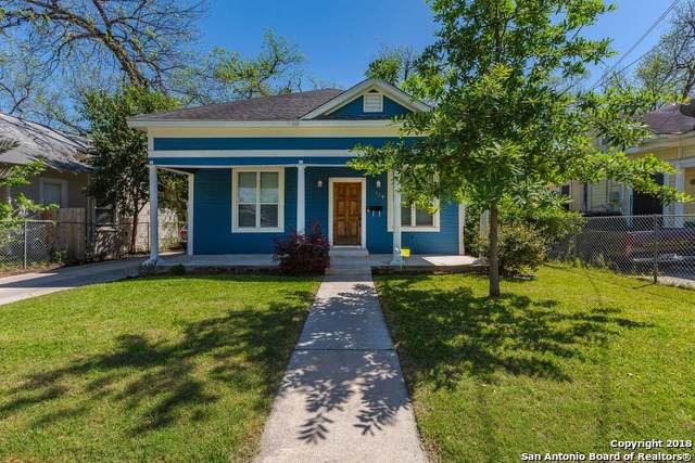 128 Panama Ave, San Antonio, TX 78210 (MLS #1418670) :: Laura Yznaga | Hometeam of America