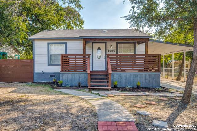 1006 W Rosewood Ave, San Antonio, TX 78201 (MLS #1418775) :: Glover Homes & Land Group