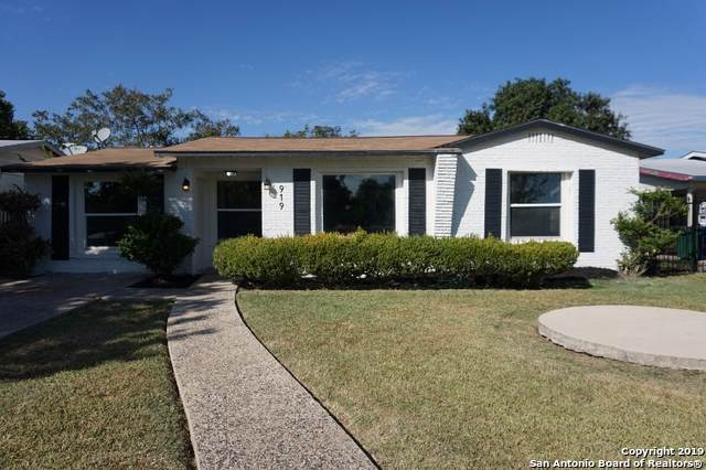 919 Shadwell Dr, San Antonio, TX 78228 (MLS #1418892) :: Niemeyer & Associates, REALTORS®