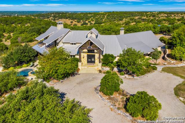 254 Ranch House Rd, Kerrville, TX 78028 (MLS #1418938) :: Glover Homes & Land Group
