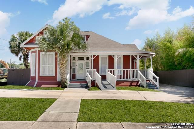 319 E Courtland Pl, San Antonio, TX 78212 (MLS #1418979) :: BHGRE HomeCity