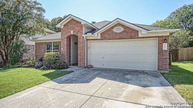218 Rosegate Dr, Cibolo, TX 78108 (MLS #1419046) :: The Mullen Group | RE/MAX Access