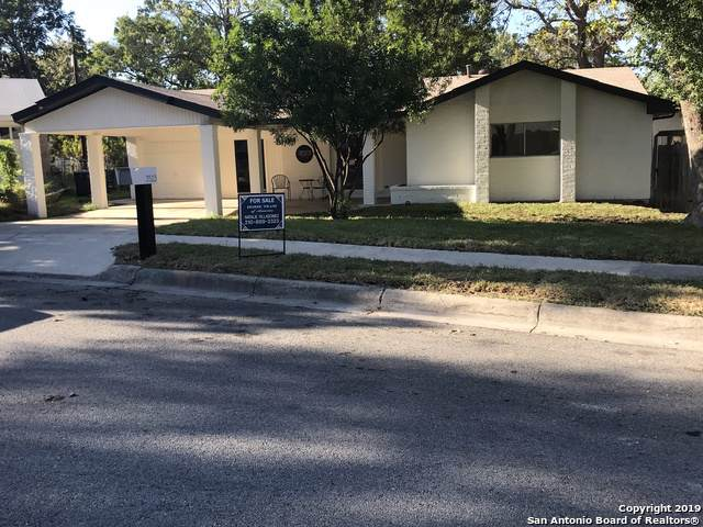 3523 Triola Dr, San Antonio, TX 78230 (MLS #1419098) :: Legend Realty Group