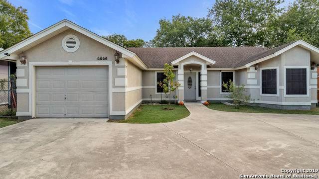 2526 Wayne Dr, San Antonio, TX 78222 (MLS #1419119) :: BHGRE HomeCity