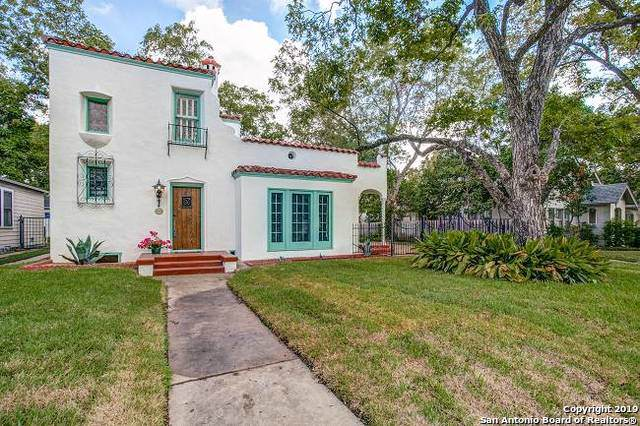 243 E Rosewood Ave, San Antonio, TX 78212 (MLS #1419186) :: Glover Homes & Land Group