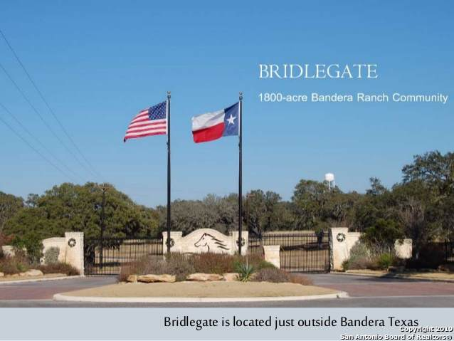 LOT. 221 Highgate Dr, Bandera, TX 78003 (MLS #1419216) :: BHGRE HomeCity