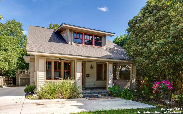 105 Routt St, Alamo Heights, TX 78209 (MLS #1419237) :: LindaZRealtor.com