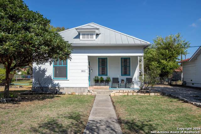 1811 W Mulberry Ave, San Antonio, TX 78201 (MLS #1419246) :: The Gradiz Group