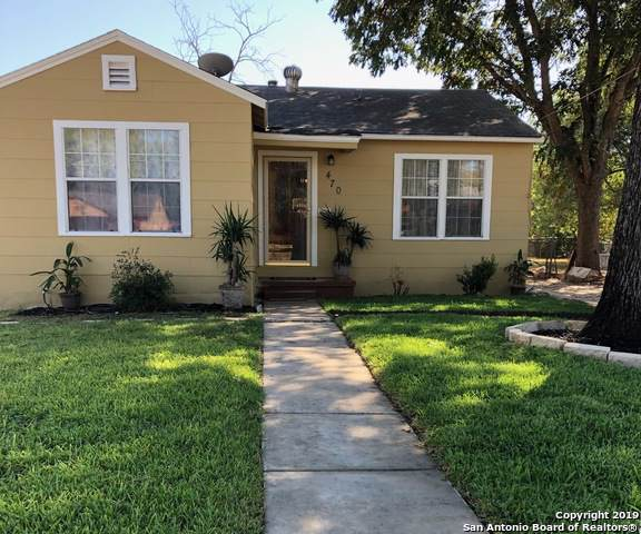470 Canavan Ave, San Antonio, TX 78221 (MLS #1419264) :: Tom White Group