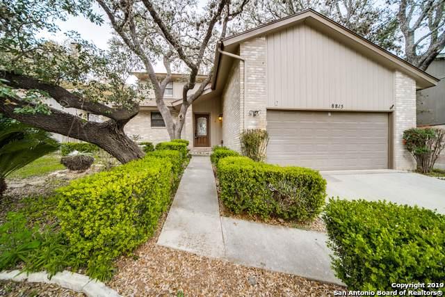 8815 Rustling Branches, San Antonio, TX 78254 (MLS #1419266) :: BHGRE HomeCity